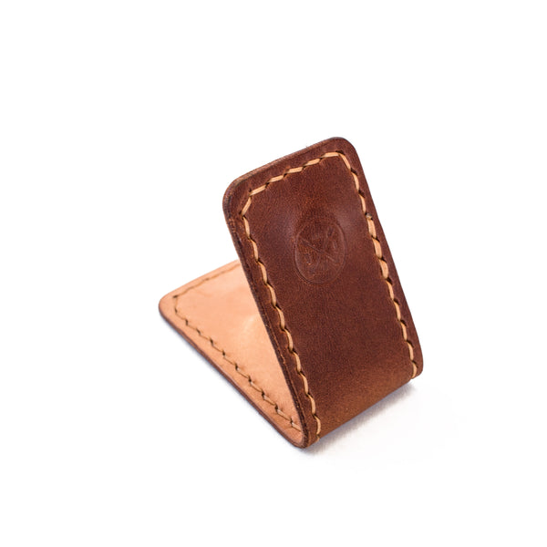 Leather Classic Money Clip