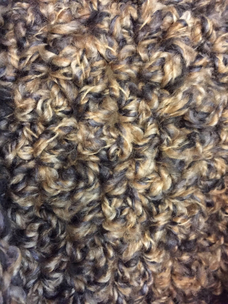 Hand Knitted Infinity Snood By Alli Hubbard