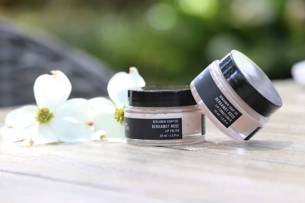 Bergamot Rose Lip Conditioner