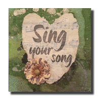Sing Your Song by Pam Spielberg