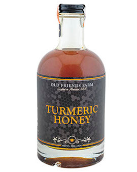 Old Friends Farm Turmeric Honey