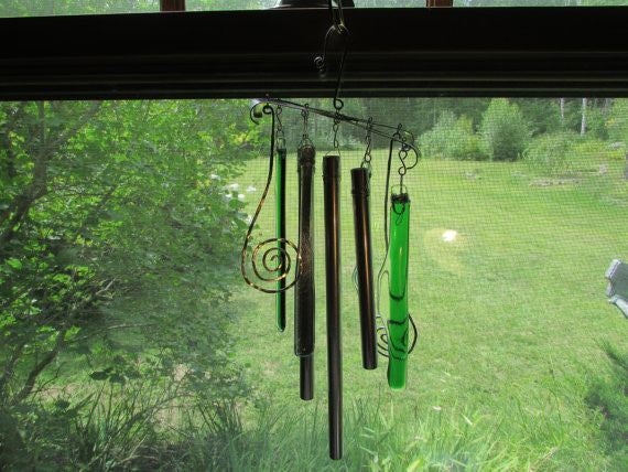 Handcrafted Artisan Wind Chimes