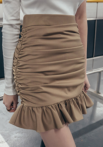 Erista Skirt - One Chic Store