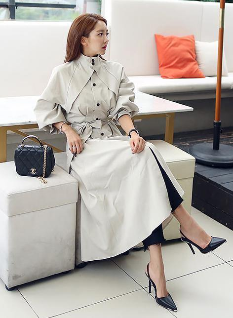 Chrisella Coat - One Chic Store