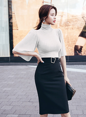 Jade Knitted Top - One Chic Store