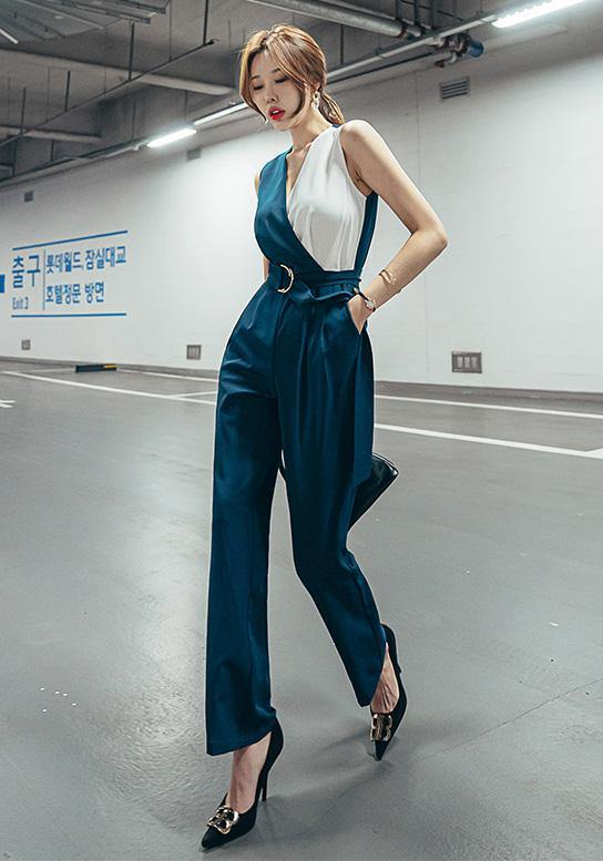 Karine Jumpsuit - One Chic Store