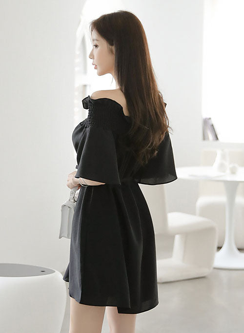 Sam Offshoulder Dress