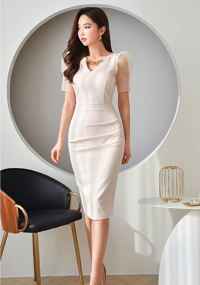 Mel Dress - One Chic Store