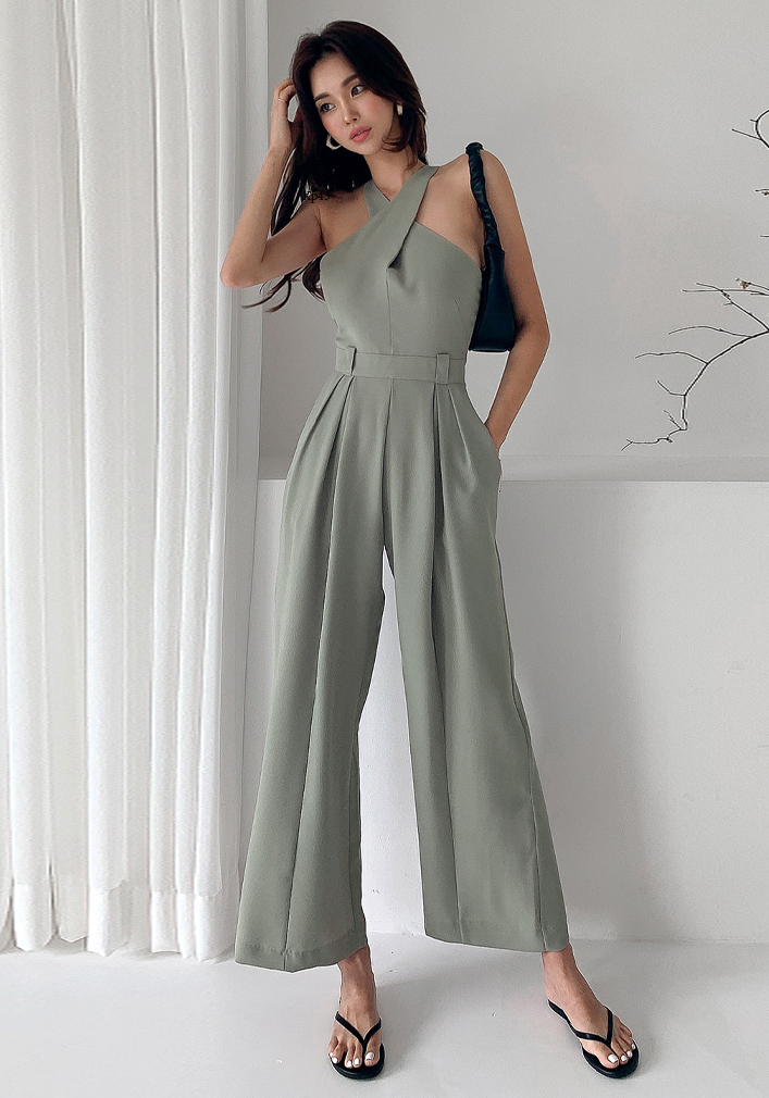 Morgan Jumpsuit - One Chic Store
