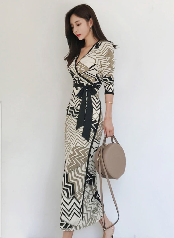 Engra Long Dress
