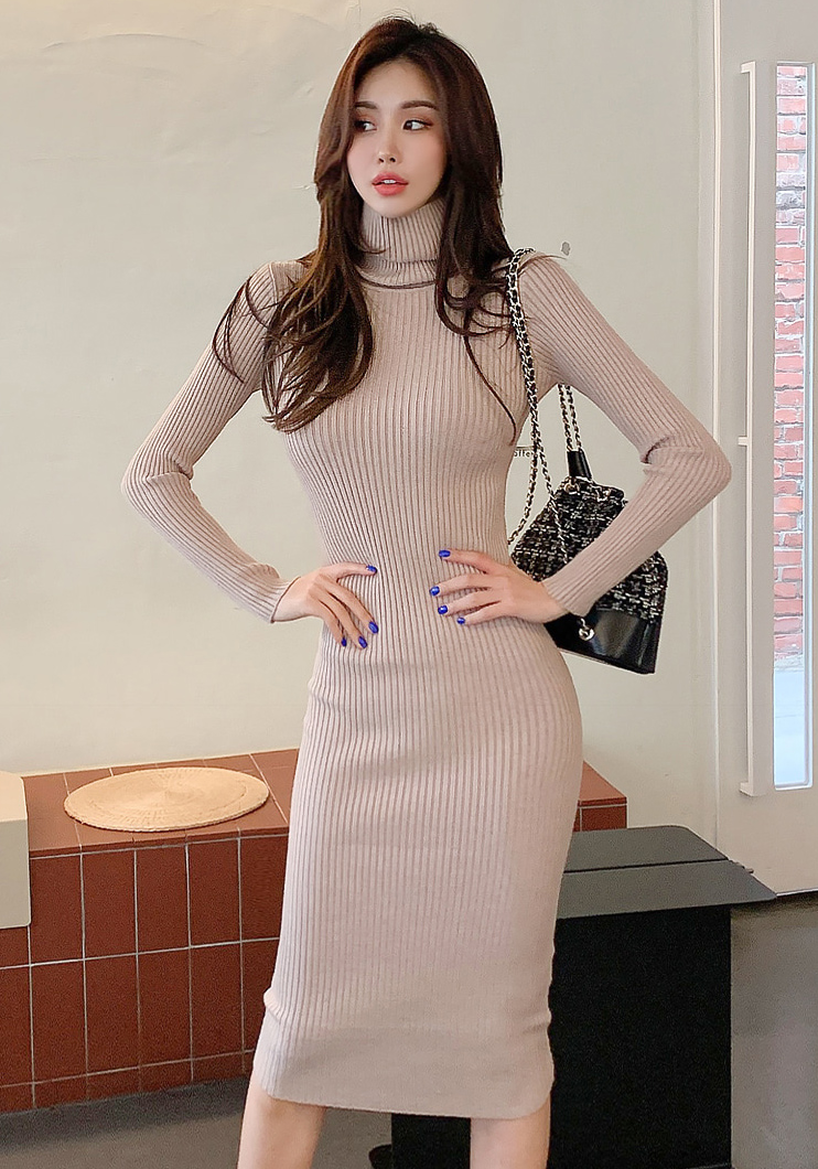 Kerinsa Knitted Dress