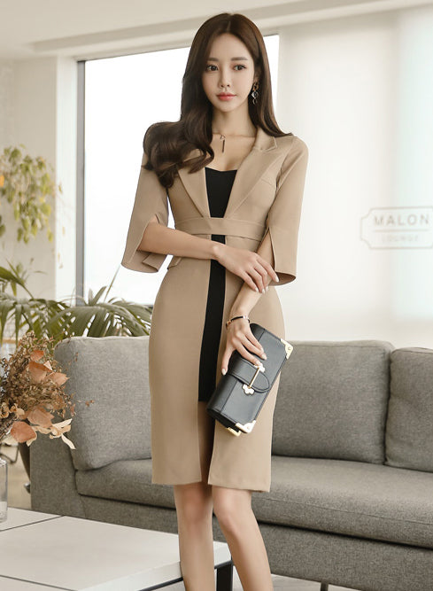 Madeline Work Dress - One Chic Store