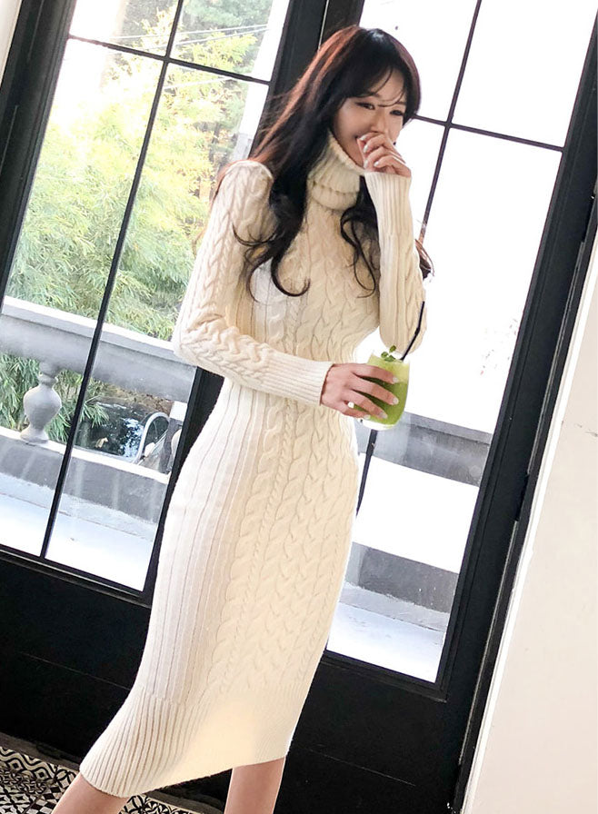 Veria Knit Dress