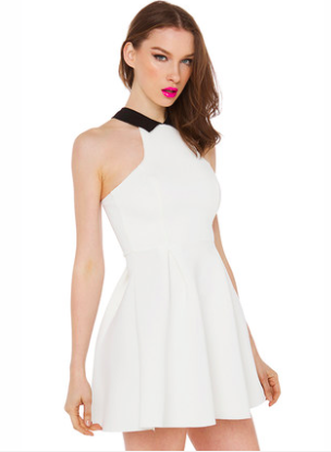 Agolia Flare Dress - One Chic Store