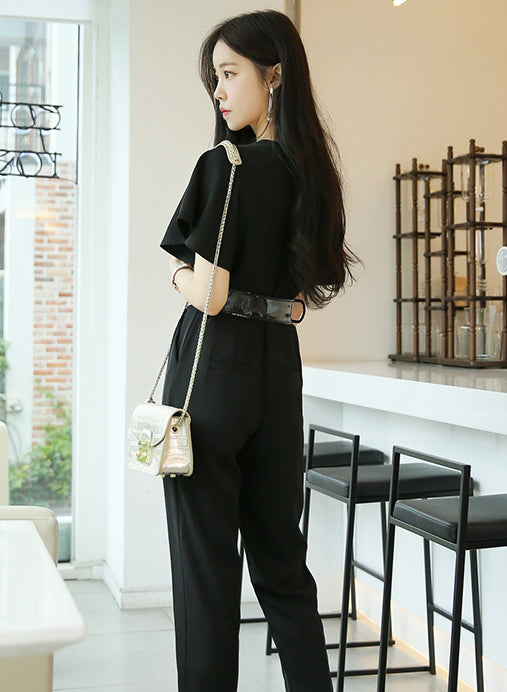 Redia Jumpsuit - One Chic Store
