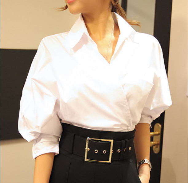 Tata Work Blouse - One Chic Store