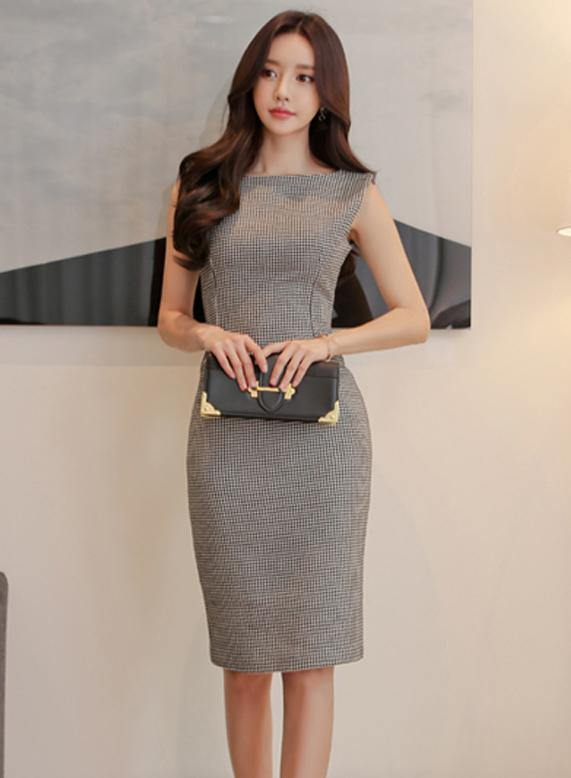 Kenda Knitted Dress