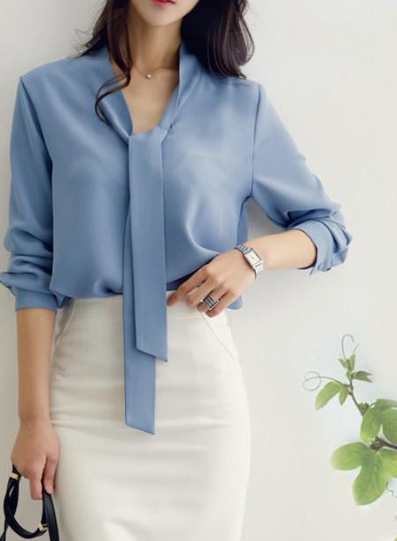Tiara Blouse - One Chic Store