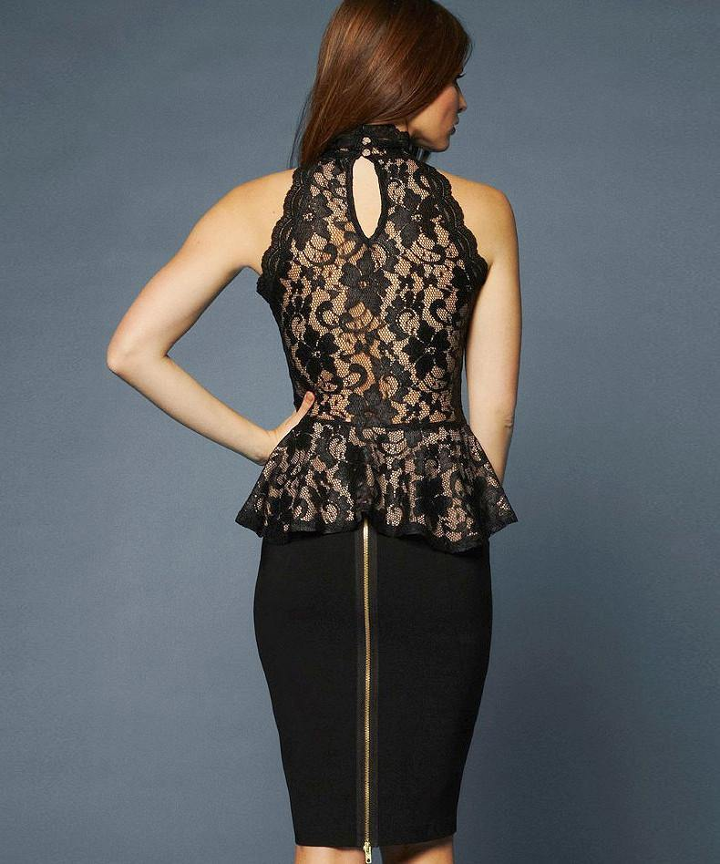 Bente Lace Top - One Chic Store