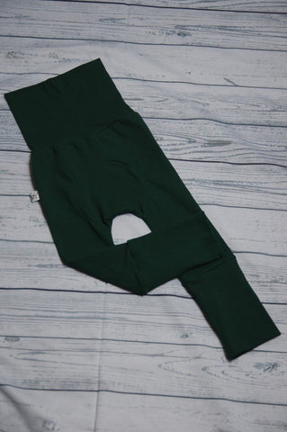 Charlee Pants - Hunter Green
