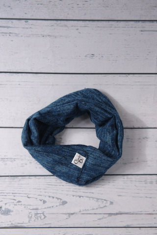 Drool Cowls - Blue Heather