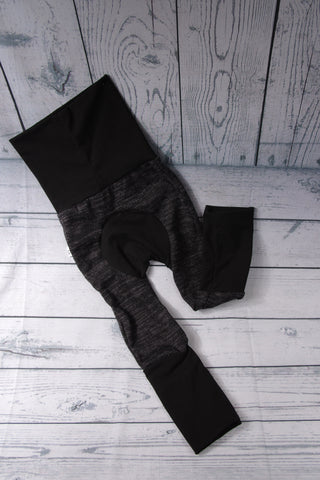 Charlee Pants - Black Heather