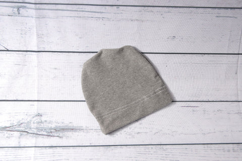 Beanie - light grey NB