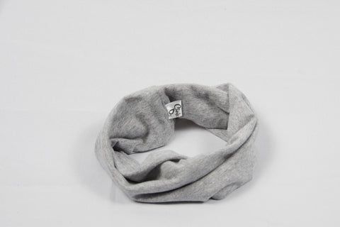 Drool Cowls - Light 2tone Grey