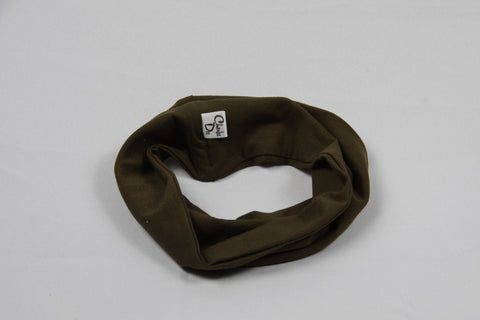 Drool Cowls - Olive Green