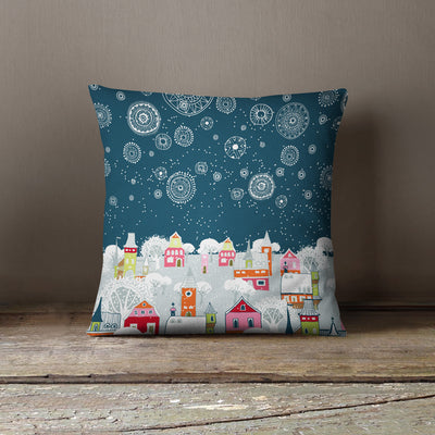 Holiday Cushion-W.FRANCIS