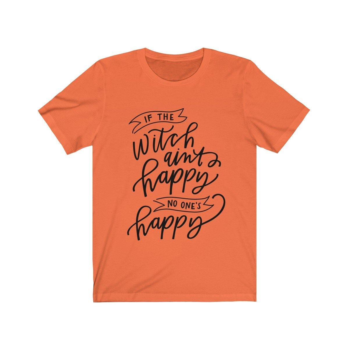 Witch Halloween T-Shirt