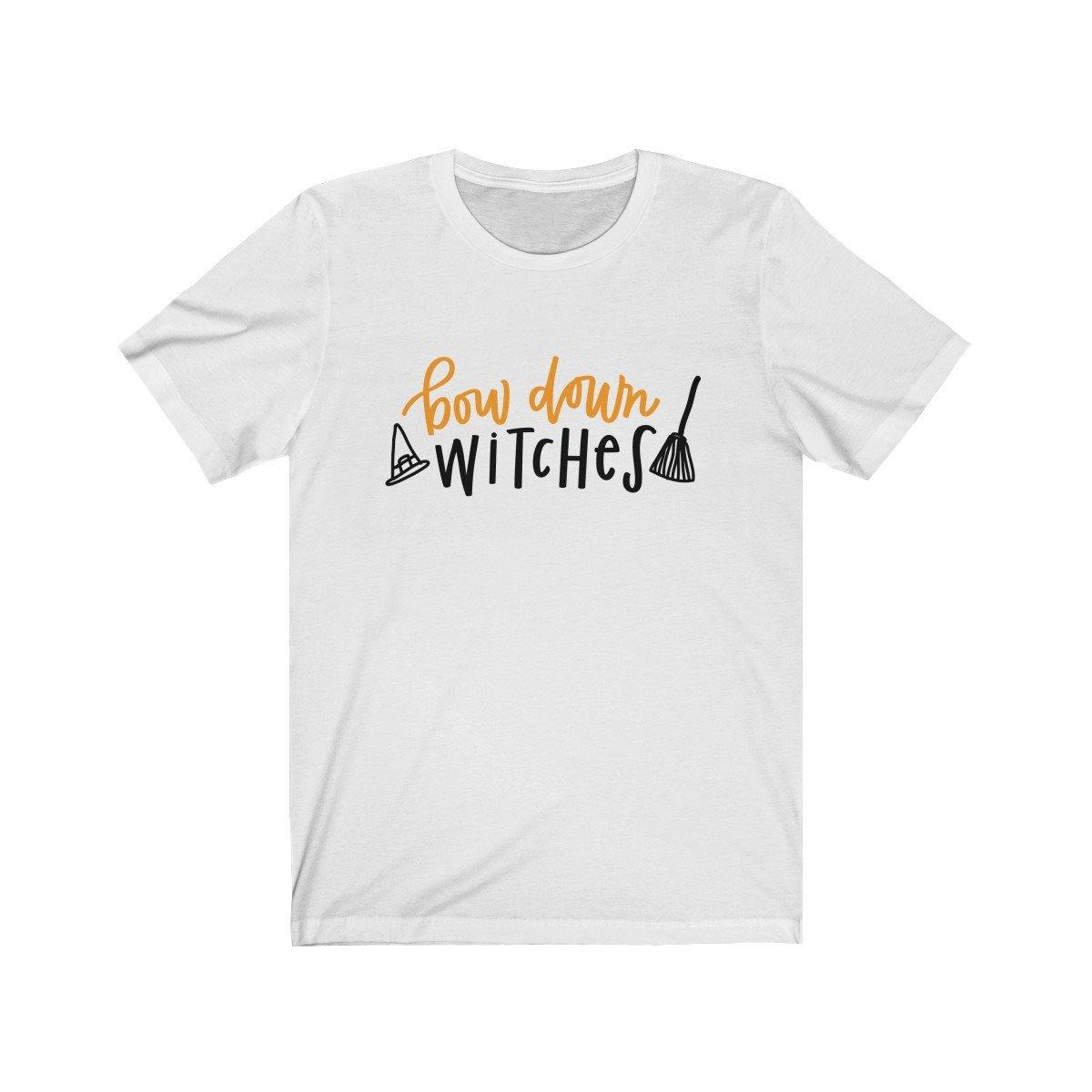 Funny Witch T-Shirt-W.FRANCIS