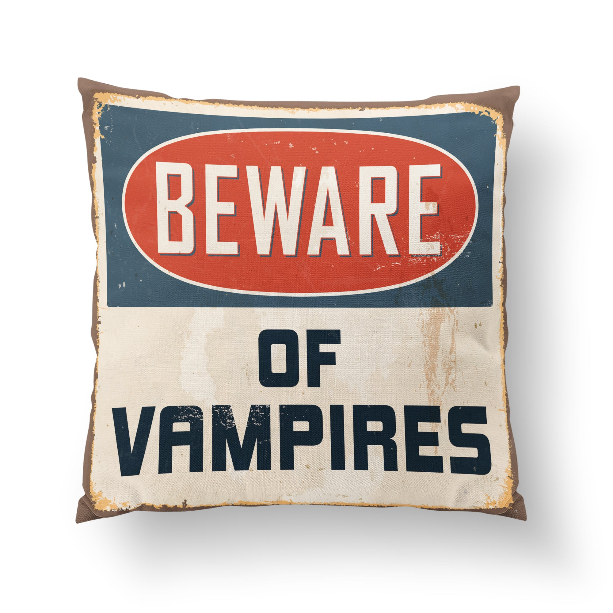 Vampire Pillow-W.FRANCIS