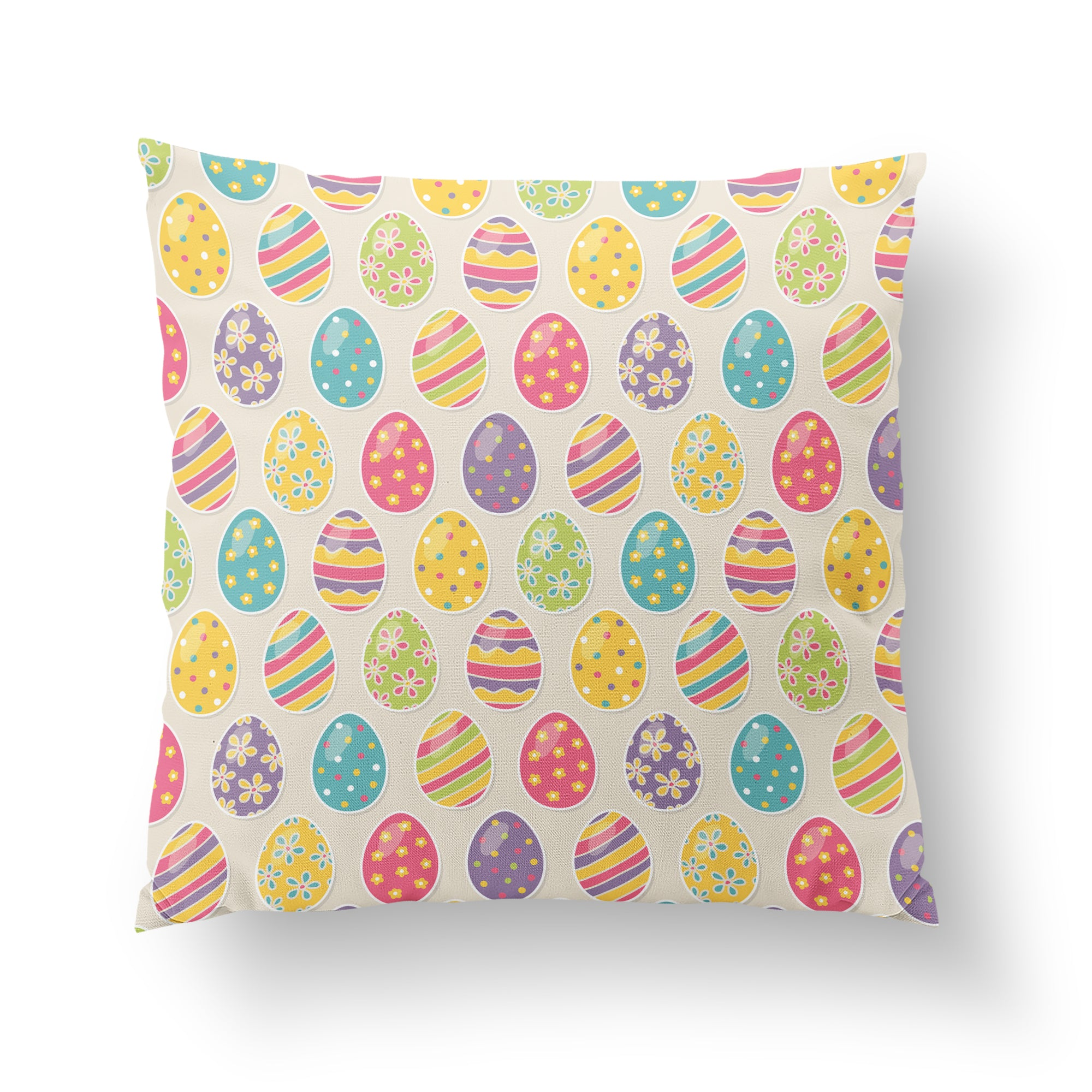 Easter Throw Pillow-W.FRANCIS