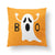 Boo Halloween Decorative Pillow-W.FRANCIS