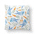 Decorative Easter Bunny Throw Pillow