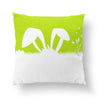 Bunny Ears Easter Pillow-W.FRANCIS