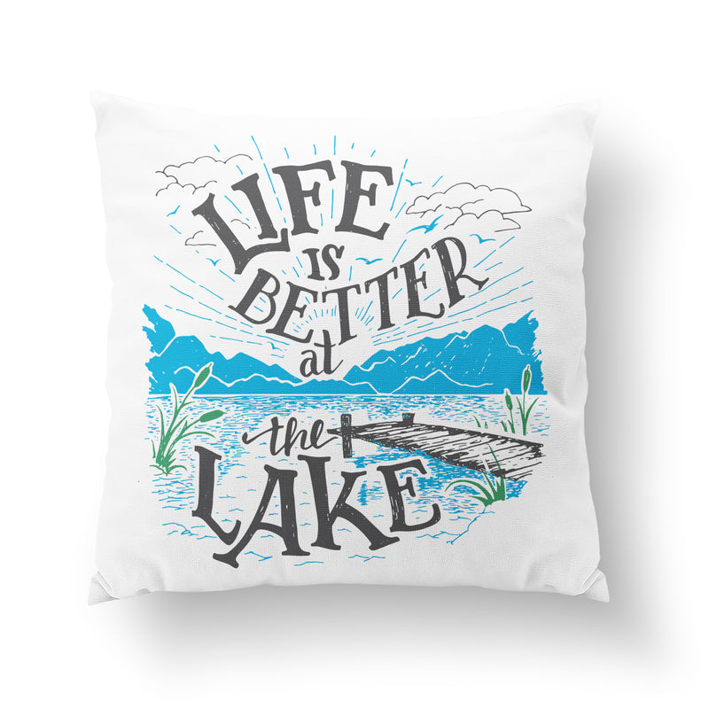Lake Pillow-W.FRANCIS