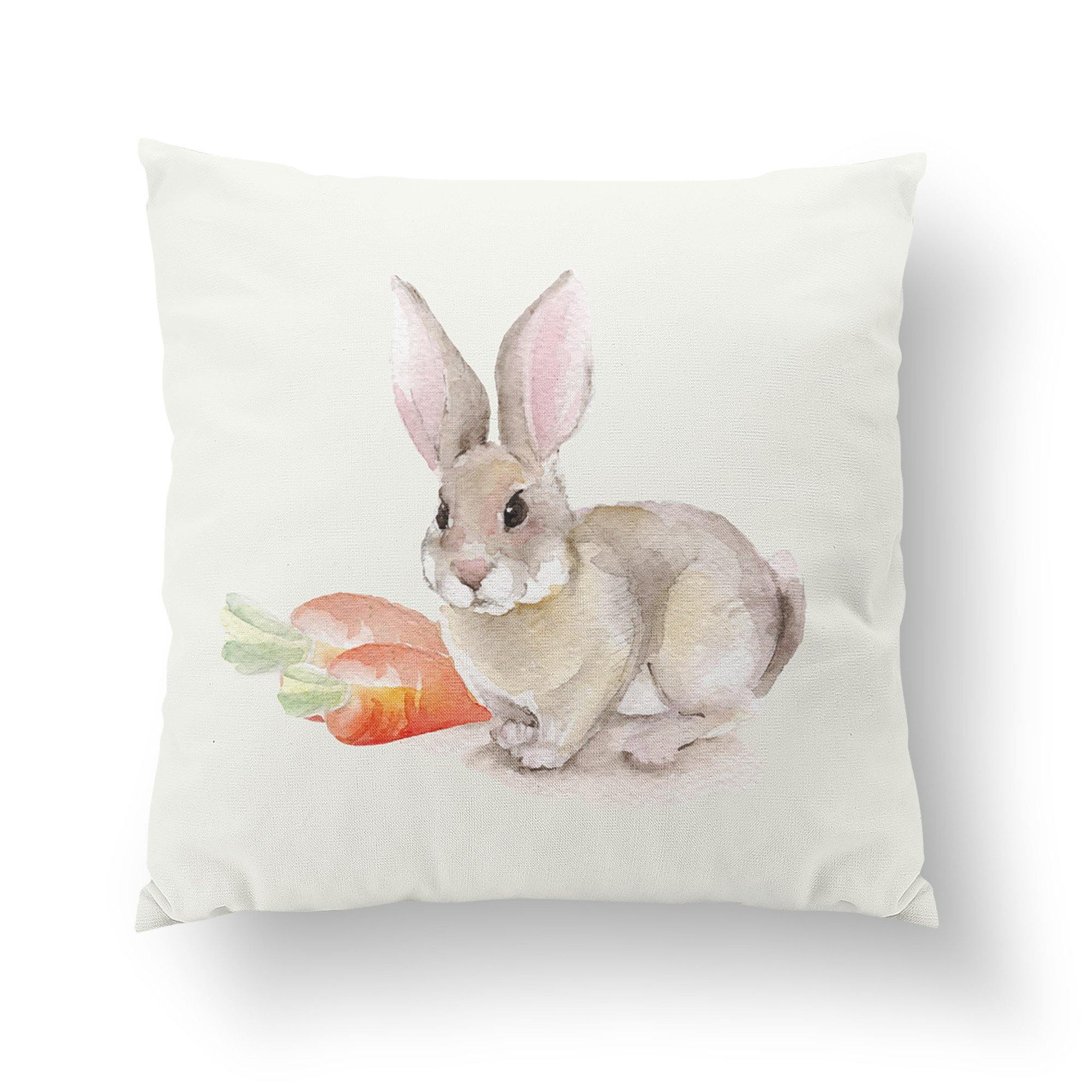 Bunny Pillow-W.FRANCIS