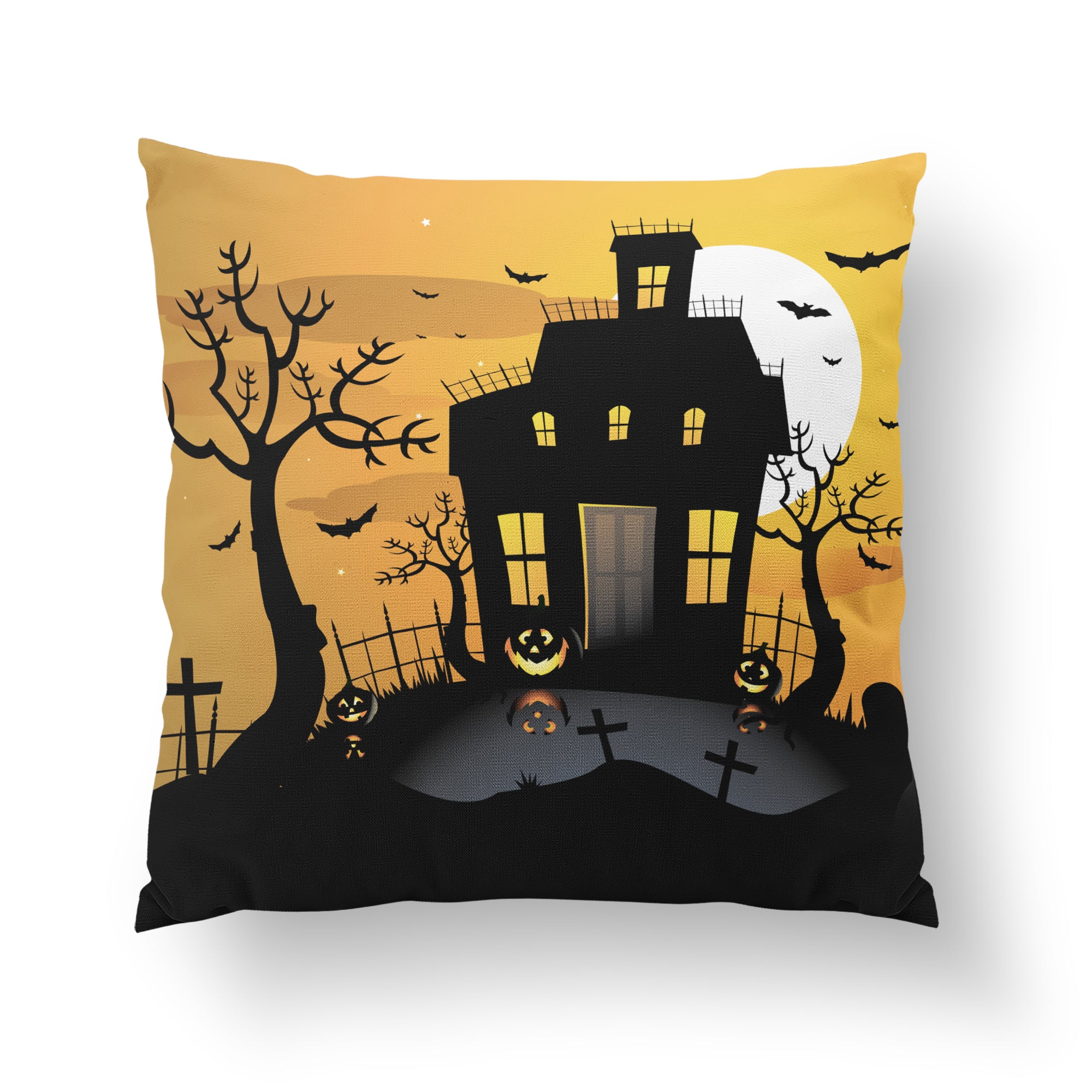 Halloween Pillow Case-W.FRANCIS