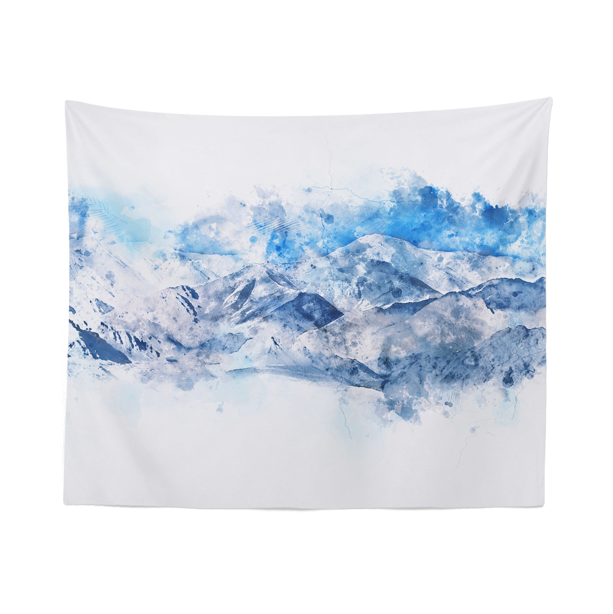 Scenic Landscape Wall Tapestry