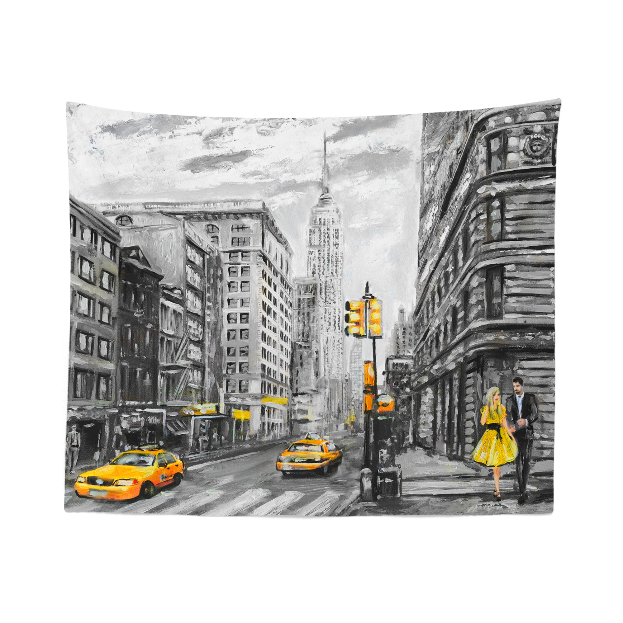 New York Wall Hanging