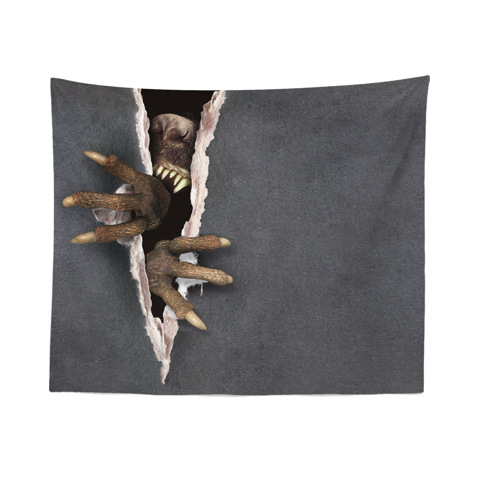 Halloween Werewolf Wall Tapestry
