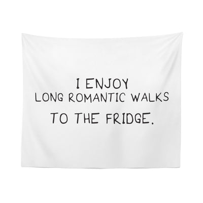 Funny  Quote Wall Tapestry