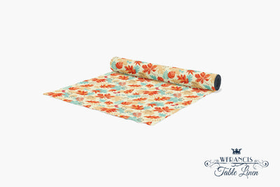 Fall Foliage Table Runner | Table Runners | wFrancis Design