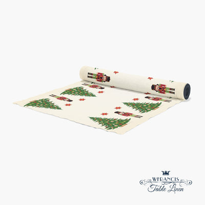 Nutcracker Table Runner
