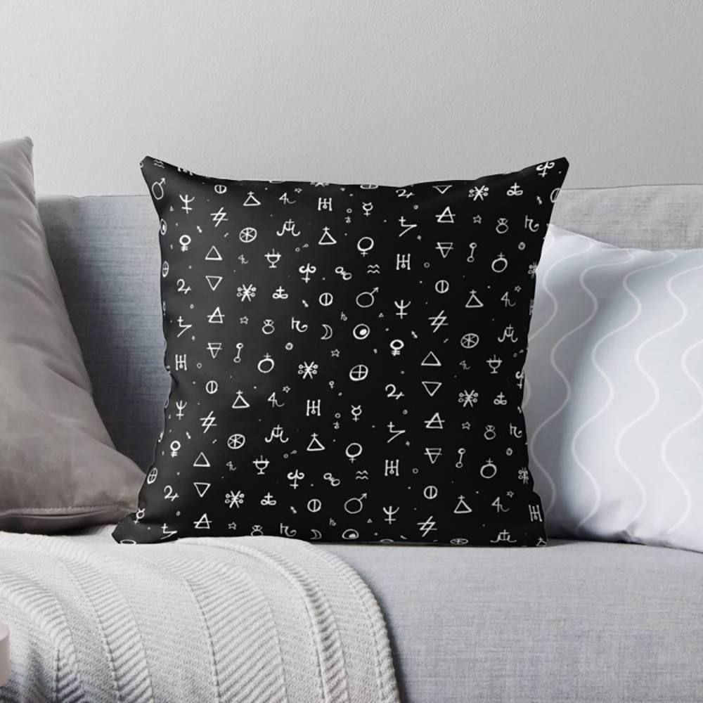 Alchemy Pillow - Pillow Covers - W.FRANCIS