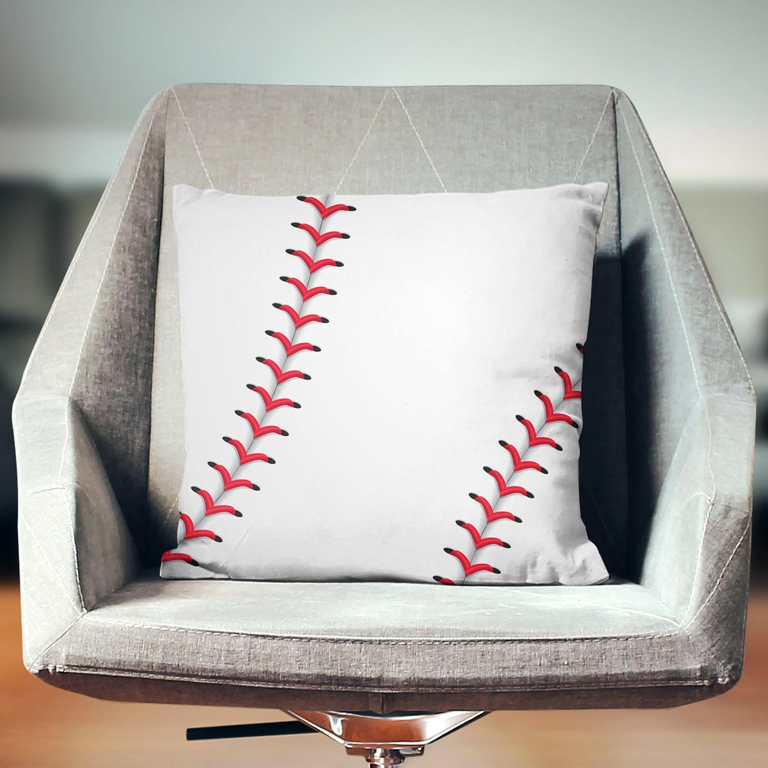 Baseball Cushion-W.FRANCIS
