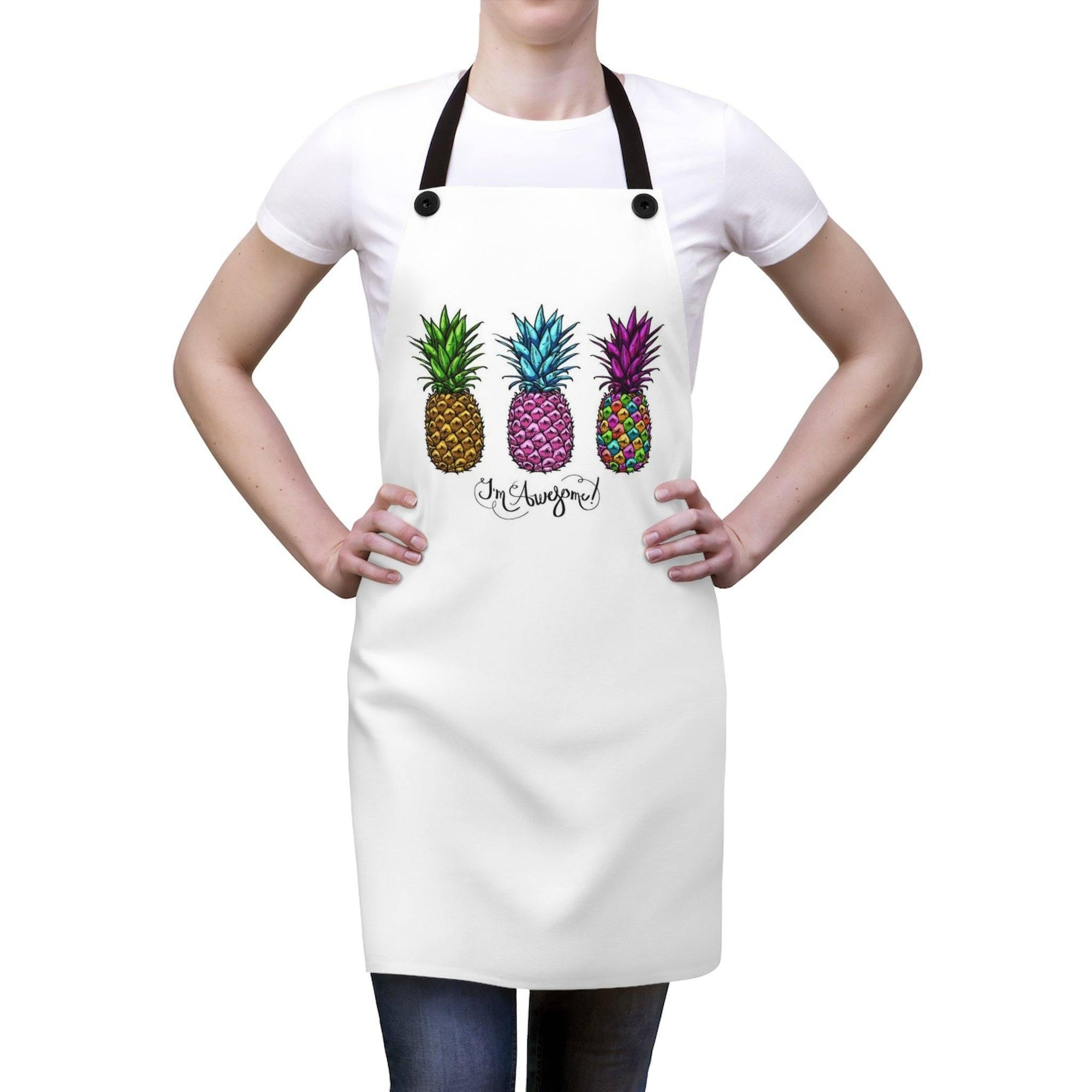 Be Awesome Apron-W.FRANCIS