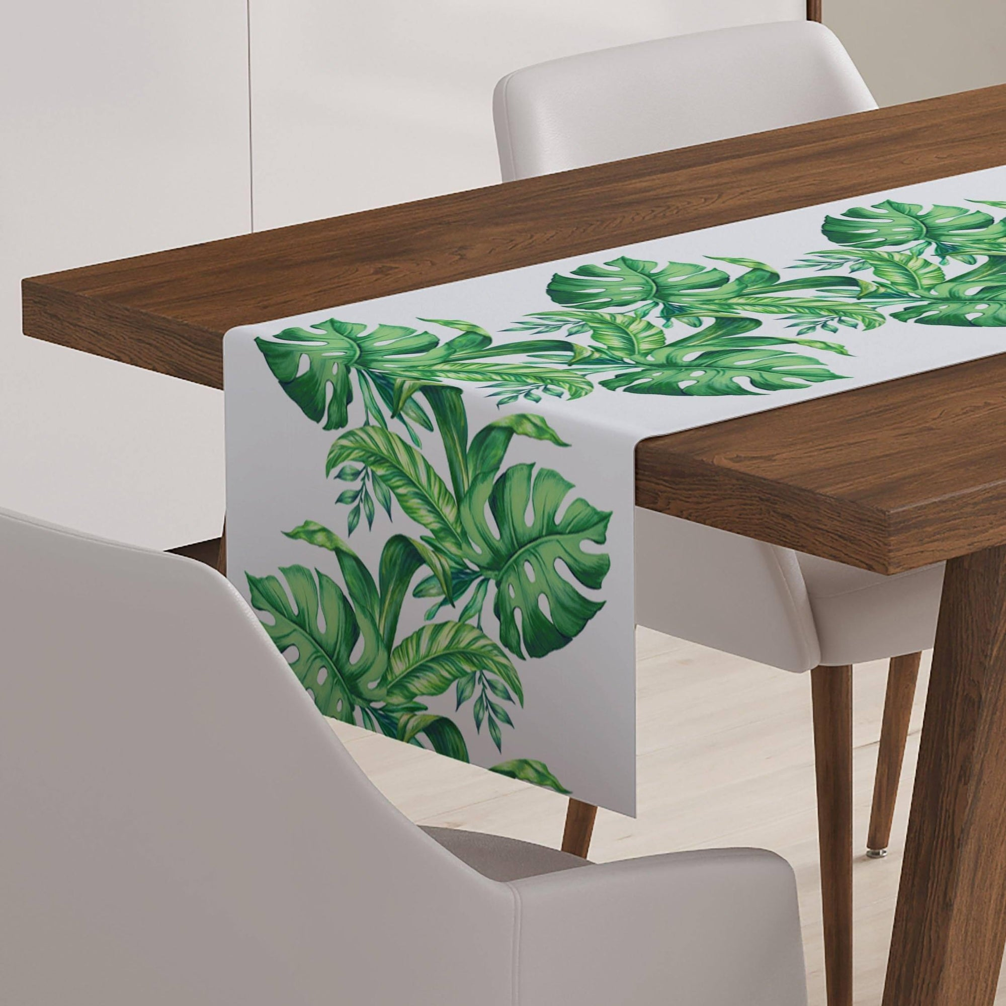 Botanical Table Runner-W.FRANCIS